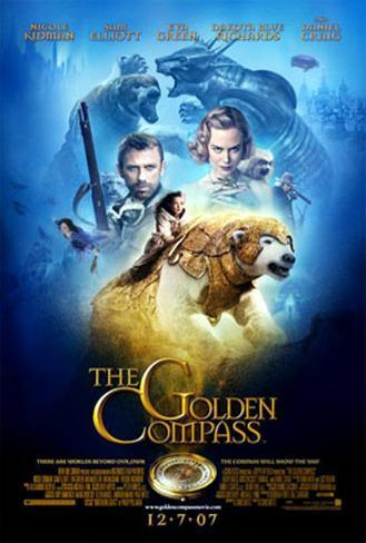 The Golden Compass Original Poster