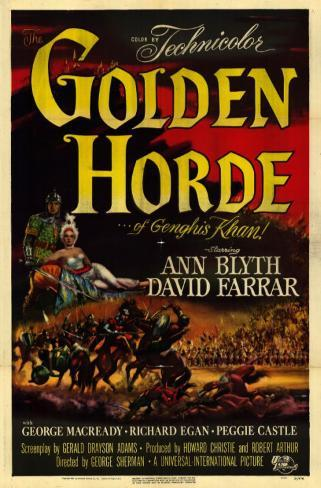 The Golden Horde Masterprint