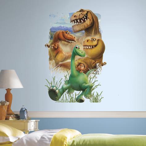 The Good Dinosaur Gang Wall Decal