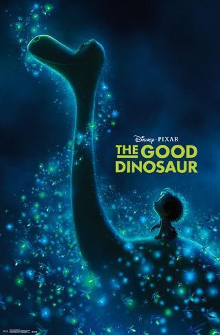 The Good Dinosaur- One Sheet Pôster