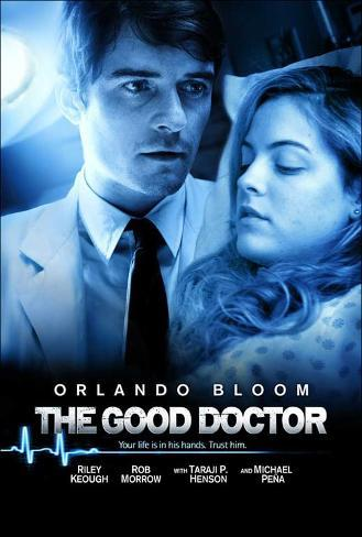 The Good Doctor Masterprint