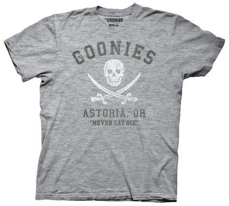 The Goonies - Astoria Never Say Die T-Shirt