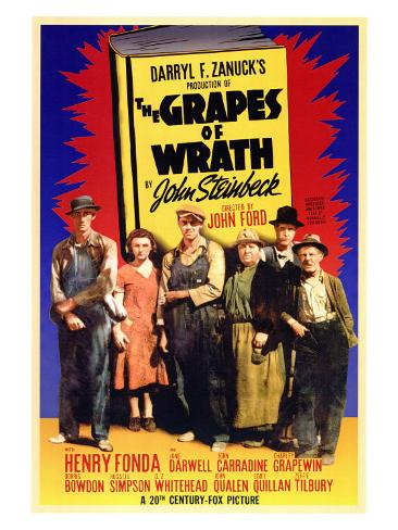 an analysis of john fords film the grapes of wrath