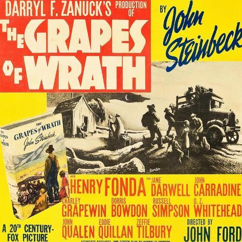 the significance of the appellation of the grapes of wrath Which meaning of life is closest to your philosophy  i saw the movie of grapes of wrath a long time ago, and i remember it so well, i cried most of the time it .
