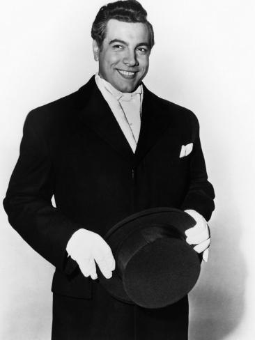 The Great Caruso, Mario Lanza, 1951 Photo