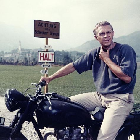 The Great Escape, 1963 Photographic Print
