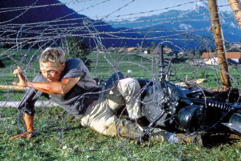 The Great Escape, Steve Mcqueen, 1963 Fotografía