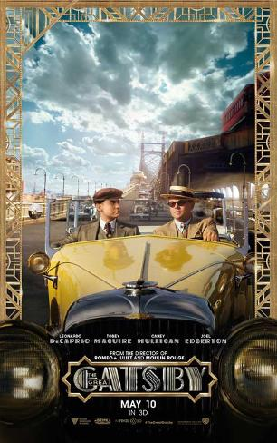 The Great Gatsby (Leonardo DiCaprio, Carey Mulligan, Tobey Maguire) Movie Poster ポスター