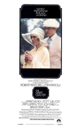 The Great Gatsby Masterprint
