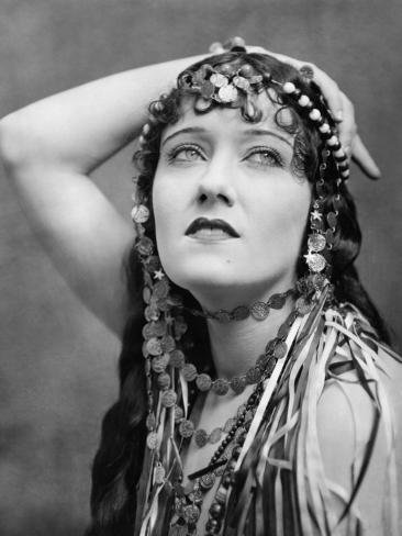 The Great Moment, Gloria Swanson, 1921 Photo