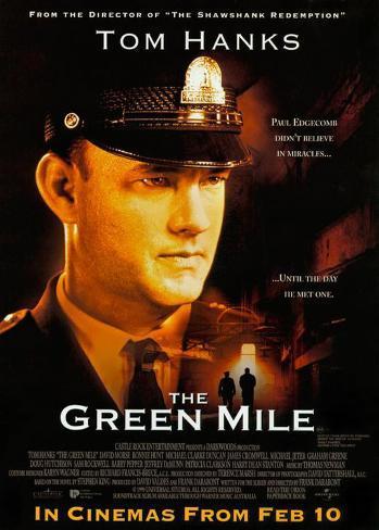 The Green Mile Impressão original
