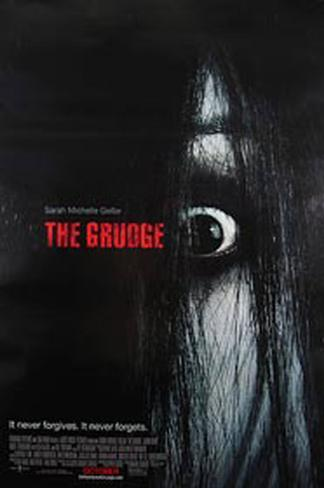 The Grudge Pôster dupla face
