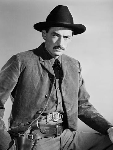 The Gunfighter, 1950 Impressão fotográfica