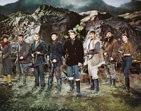The Guns of Navarone Fotografía