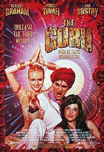 The Guru Original Poster
