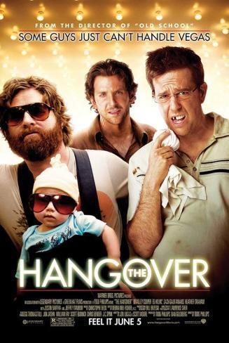 The Hangover Framed Poster
