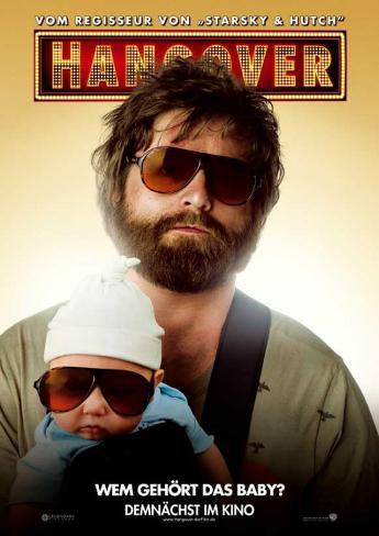 The Hangover Masterprint