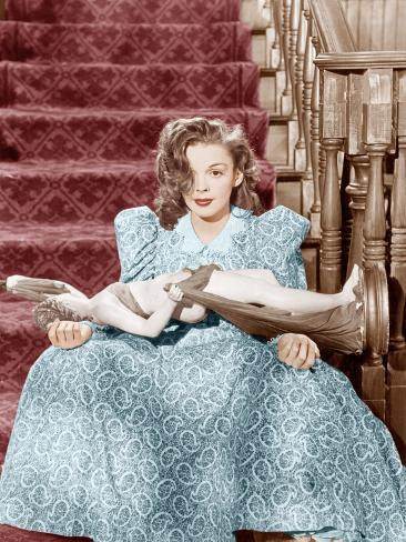 THE HARVEY GIRLS, Judy Garland, 1946 Photo