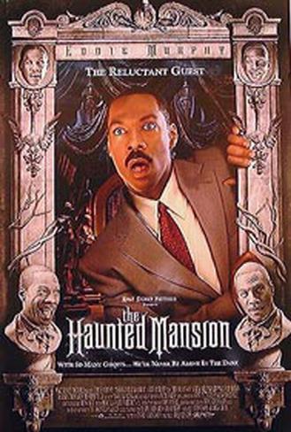 The Haunted Mansion Original Poster