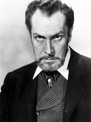 The Haunted Palace, Vincent Price, 1963 Photo