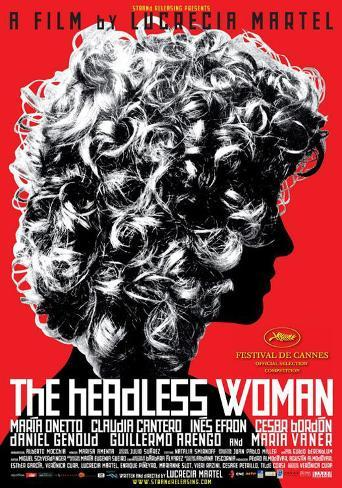 The Headless Woman Masterprint