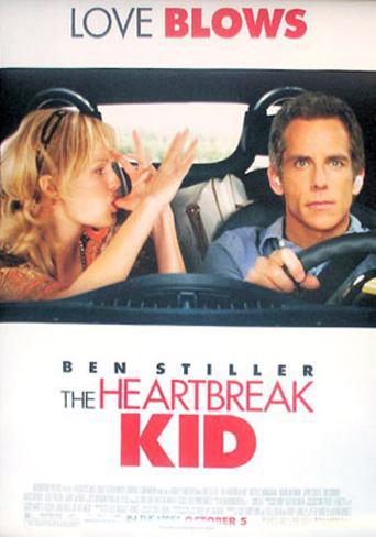 The Heartbreak Kid 両面印刷ポスター