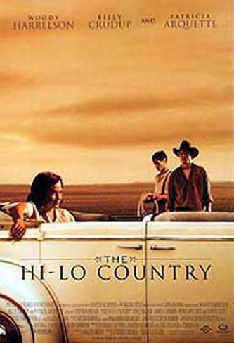 The Hi-Lo Country Original Poster