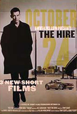 The Hire - Bmw Promo Original Poster