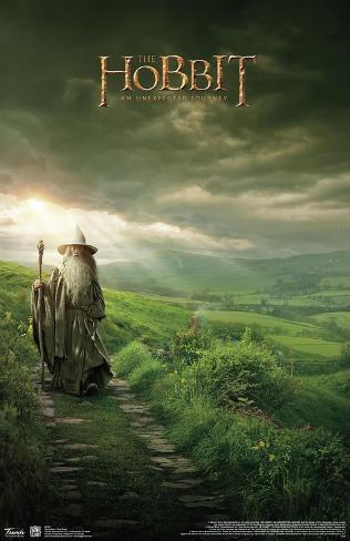 The Hobbit An Unexpected Journey Movie Poster Poster