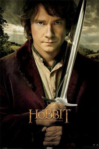 The Hobbit - Bilbo Poster