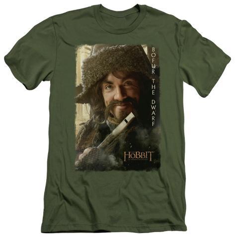 The Hobbit - Bofur (slim fit) T-Shirt