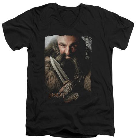 The Hobbit - Dwalin V-Neck V-Necks