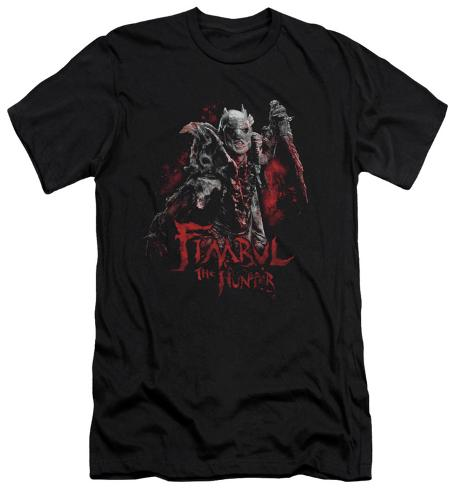 The Hobbit - Fimbul The Hunter (slim fit) T-Shirt