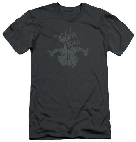 The Hobbit - Goblin King Symbol (slim fit) T-Shirt