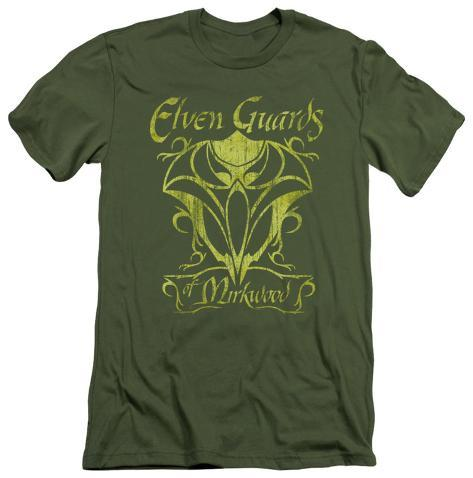 The Hobbit - Guards Of Mirkwood (slim fit) T-Shirt