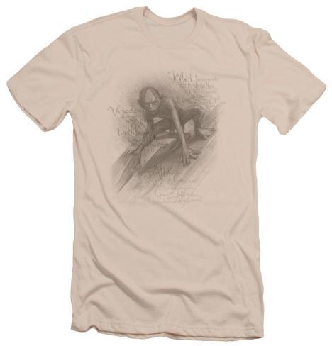 The Hobbit - Riddles (slim fit) T-Shirt