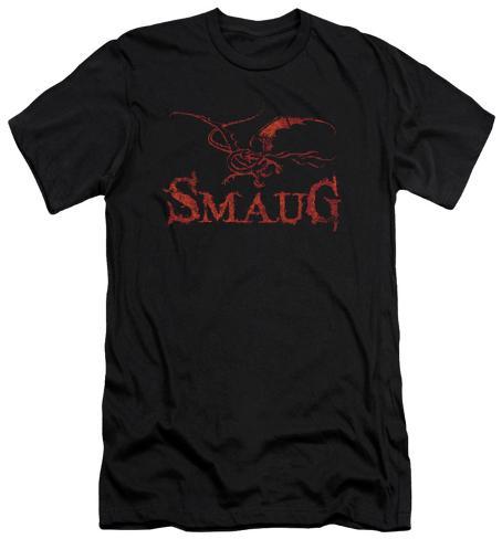 The Hobbit: The Desolation of Smaug - Dragon (slim fit) T-Shirt