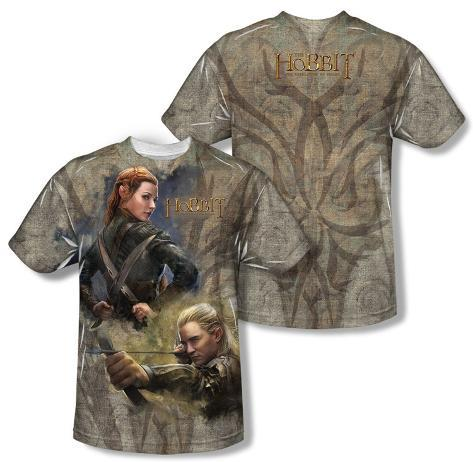 The Hobbit: The Desolation of Smaug - Elves Sublimated