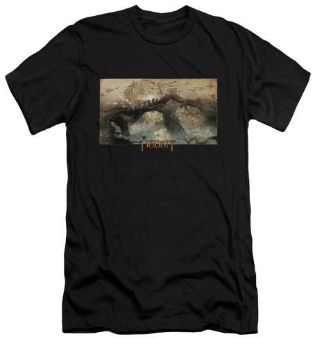 The Hobbit: The Desolation of Smaug - Epic Journey (slim fit) T-Shirt