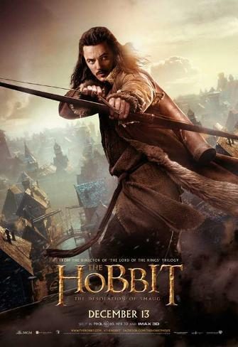 The Hobbit: The Desolation of Smaug Impressão original