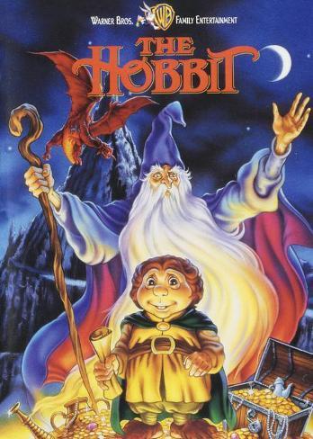 The Hobbit Masterprint