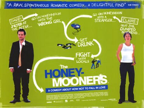 The Honeymooners (U.K. Quad) Poster