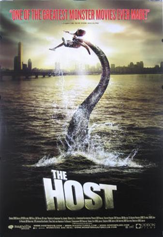 The Host Originalposter