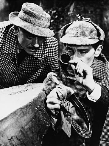 The Hound of the Baskervilles, 1959 Impressão fotográfica