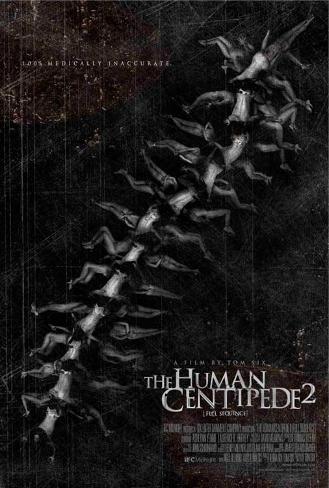The Human Centipede II (Full Sequence) Masterprint