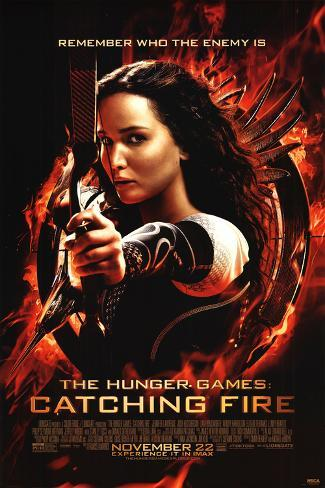 The Hunger Games - Catching Fire Poster