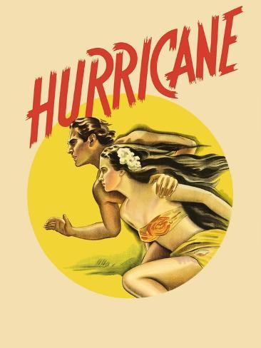 The Hurricane, 1937 Giclee Print