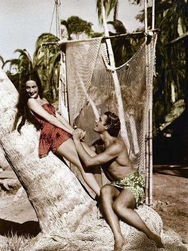 The Hurricane, 1937 Impressão fotográfica