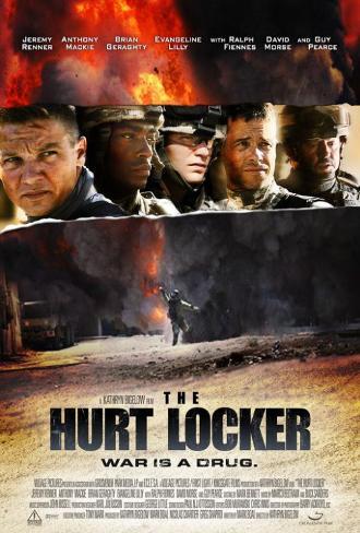 The Hurt Locker Masterprint