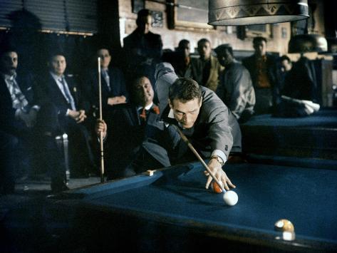 The Hustler, Paul Newman, Directed by Robert Rossen, 1961 Photo